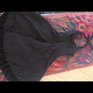Halter top pin up dress